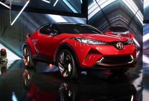 Scion C-HR Concept: Live Photos From Los Angeles Auto Show
