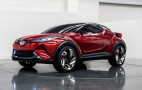 Toyota's Next Crossover Is The Scion C-HR Concept