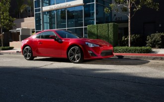 2013-2016 Scion FR-S Recalled For Rollaway Risk