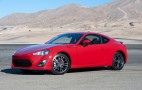 2017 Scion FR-S To Receive New Look, More Power: Report