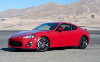 Subaru BRZ vs. Toyota 86: Compare Cars