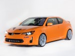 Scion WSD-tC by Josh Croll, SEMA 2013