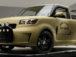 Scion xB L-Con City Safari Pickup Concept