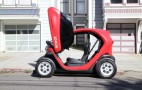Is An Electric Scoot Quad (Nee Renault Twizy) Car-Sharing's Urban Future?