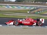 Scott Dixon IndyCar at Twin Motegi