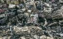 Scrap metal (Photo by Daniel Bubois/Vanderbilt University)