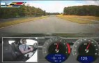 Video: 2011 Cadillac CTS-V Coupe Laps Monticello Motor Club