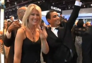 Friday Video: 2010 Detroit Auto Show Flash Mob. In Formalwear.