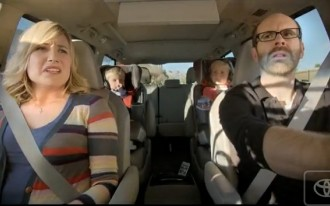 New Ads For The 2011 Toyota Sienna: Funny, But We've Seen Them Before
