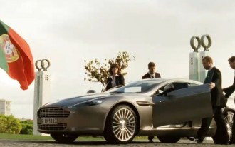 Video: Aston Martin Launches 'True Power' Web Series To Hype The Rapide