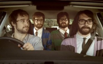 75% Of Hipsters From Outer Space Prefer The Volkswagen Polo