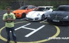 Chris Harris Compares The M3 GTS, C63 AMG Black Series And 911 GT3 RS 4.0