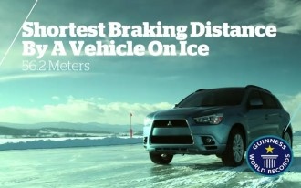 Video: Mitsubishi Sets 5 Guinness Records In A Single Day