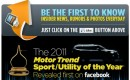 Screencap from Motor Trend's Facebook page
