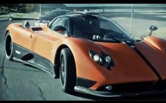 Video: Pagani Zonda, Lamborghini Murcielago Star In New 'Need For Speed' Commercial