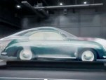Screencap from Porsche 911 Identity video