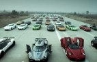 The Incredible Collection Of China's Premier Supercar Club