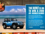 Today In Social Media: Jeep Kicks Off Nationwide Scavenger Hunt For Three Wrangler Islanders