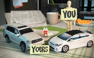 Video: Win A Toyota And Improve The World With Your Own 'Ideas For Good'
