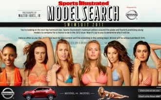 Video: Nissan Pits New Juke Model Against Swimsuit Models (Get It?)