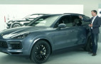 Porsche provides insights on design of the 2019 Cayenne