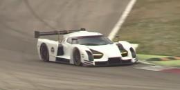 Scuderia Cameron Glickenhaus SCG003C at Monza