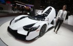 Glickenhaus' street-legal SCG003 debuts at Geneva auto show