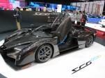 Scuderia Cameron Glickenhaus SCG003S, 2015 Geneva Motor Show