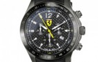 Scuderia Ferrari Carbon Chrono Watch Goes On Sale