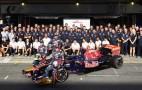 Scuderia Toro Rosso Names New F1 Drivers: Ricciardo, Vergne