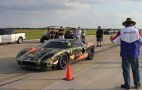 Ford GT Sets Standing Half Mile Speed Record: Video