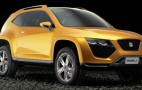 Seat Tribu Concept set for Frankfurt