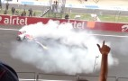 Victory Donuts Are Now Legal In Formula 1
