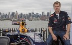 Sebastian Vettel Takes Time Out To Go On Letterman: Video