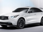 Sebastian Vettel inspired Infiniti FX50 Concept