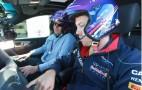 Sebastian Vettel Hones Future Infinitis At Paul Ricard Circuit: Video
