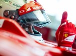 Sebastian Vettel's first days at Ferrari