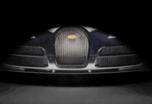 Second Bugatti Veyron 'Legend' special-edition teased for Frankfurt