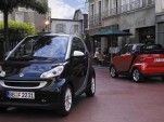 Second generation Smart Fortwo
