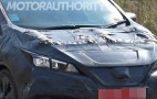 2018 Nissan Leaf: more spy shots of electric car's second generation