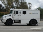 Armored Natural-Gas Plug-In Hybrid Truck To Hit The Roads