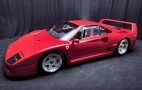Property Foreclosure Forces Auction Of Ferrari Collection