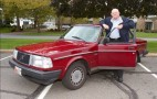 Volvo Welcomes Maryland Man To The Million Mile Club