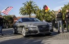 Autonomous Audi A7 Concept Steers Itself From San Francisco To Las Vegas For CES