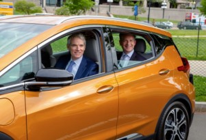 Advocacy group takes electric cars to Capitol Hill to inform lawmakers