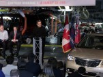 Sergio Marchionne at Chrysler's Windsor Assembly Plant