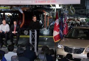Sergio Marchionne: Hybrid Minivan Will Join Chrysler 300 Hybrid In 2013