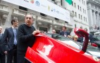 Ferrari IPO Filed On New York Stock Exchange