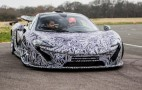 Sergio Perez Drives The McLaren P1: Video