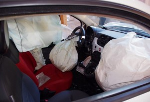Seven airbags